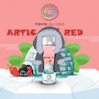 E-liquide Artic Red  60ml de Nova
